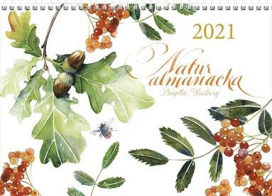 Väggkalender 2021 Naturalmanacka 1
