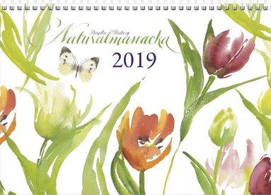 Väggkalender 2019 Naturalmanacka 1