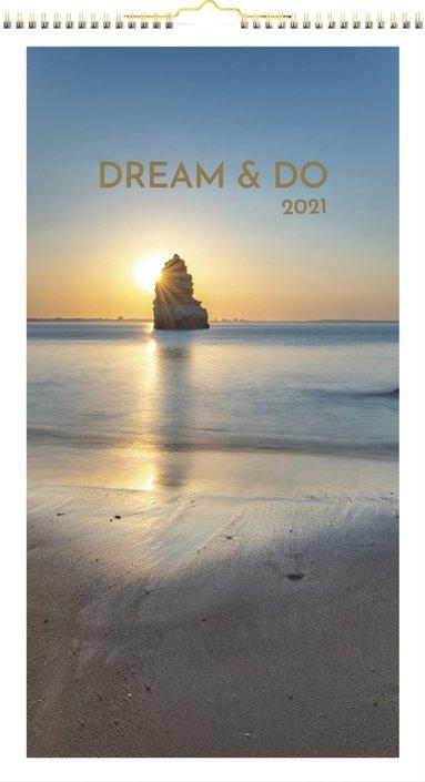 Väggkalender 2021Dream & Do 1