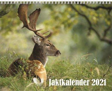 Väggkalender 2021 Jaktkalender 1