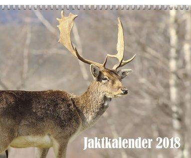 Väggkalender 2018 Jaktkalender 1