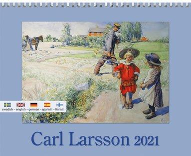 Väggkalender 2020 Carl Larsson 1