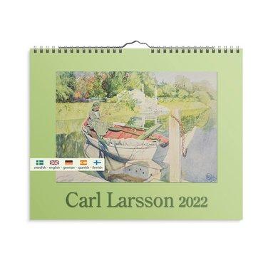 Väggkalender 2022 Carl Larsson  1
