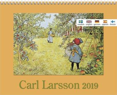 Väggkalender 2019 Carl Larsson 1