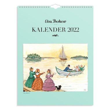 Väggkalender 2022 Elsa Beskow 1