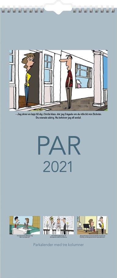 Väggkalender 2021 Parkalendern 1
