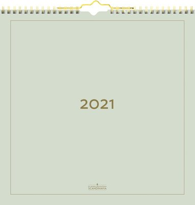Väggkalender 2021 Color 1