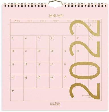 Väggkalender 2022 Color