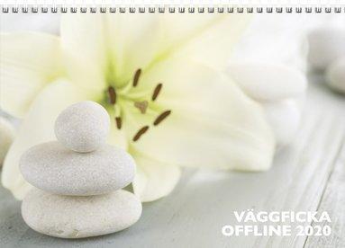 Väggkalender 2020 Offline väggficka 1