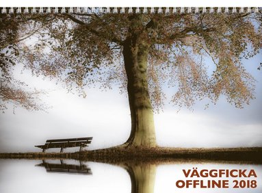 Väggkalender 2018 Offline väggficka 1