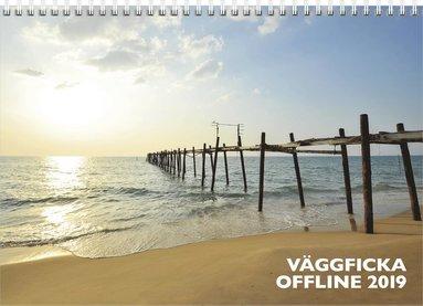 Väggkalender 2019 Offline väggficka 1