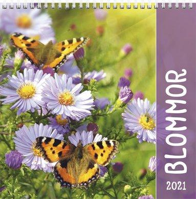Väggkalender 2021 Blommor 1