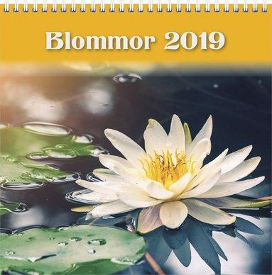 Väggkalender 2019 Blommor 1