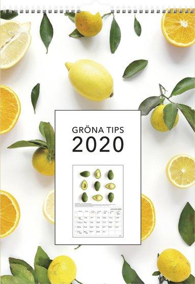 Väggkalender 2020 Gröna tips 1