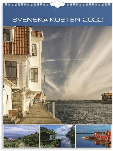 Väggkalender 2022 Svenska kusten