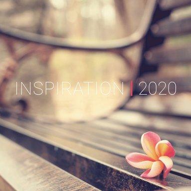 Väggkalender 2020 30x30cm Inspiration 1