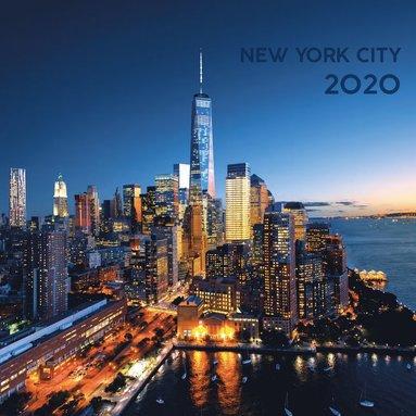 Väggkalender 2020 30x30cm New York City 1