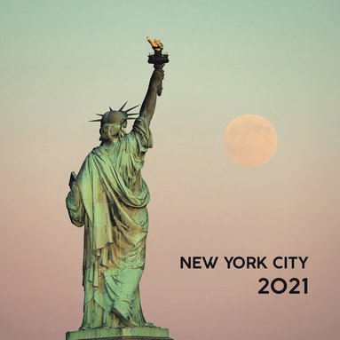 Väggkalender 2021 New York City 1