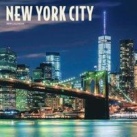Väggkalender 2019 New York City