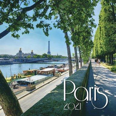 Väggkalender 2021 Paris 1