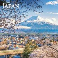 Väggkalender 2019 Japan