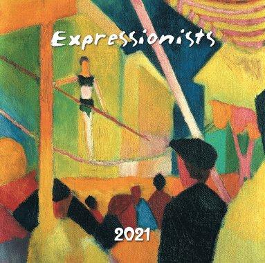 Väggkalender 2021 Expressionists 1