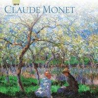 Väggkalender 2019 Claude Monet