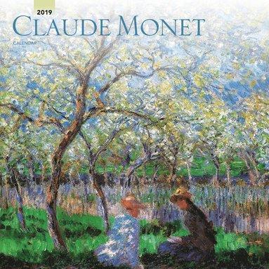 Väggkalender 2019 Claude Monet 1