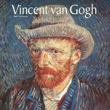 Väggkalender 2019 Vincent van Gogh 1