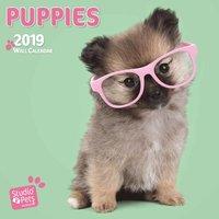 Väggkalender 2019 Puppy Love