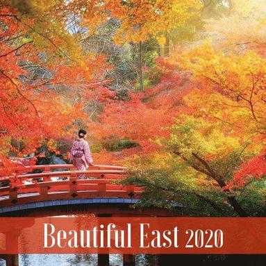 Väggkalender 2020 30x30cm Beautiful east 1