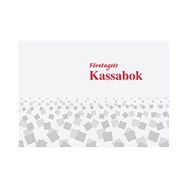 Kassabok A4L Företagets kassabok 1