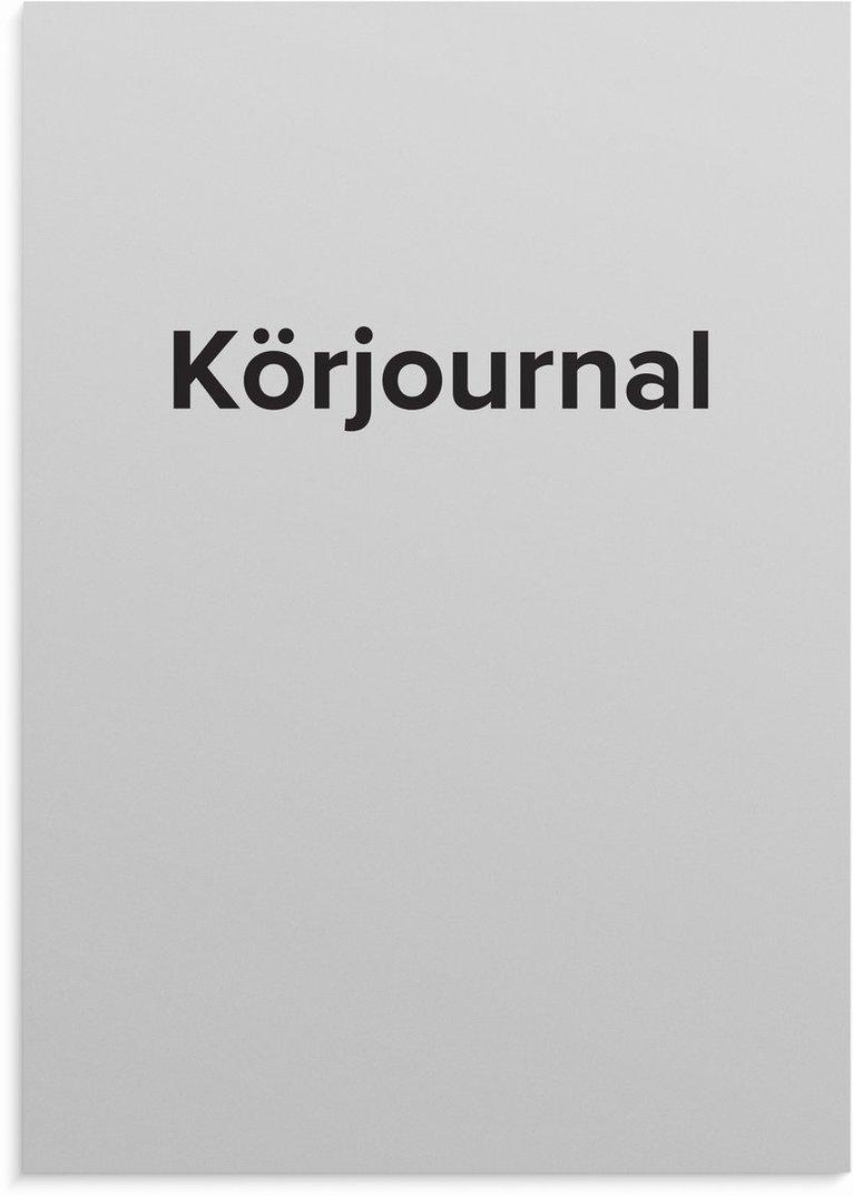 Körjournal A5 1