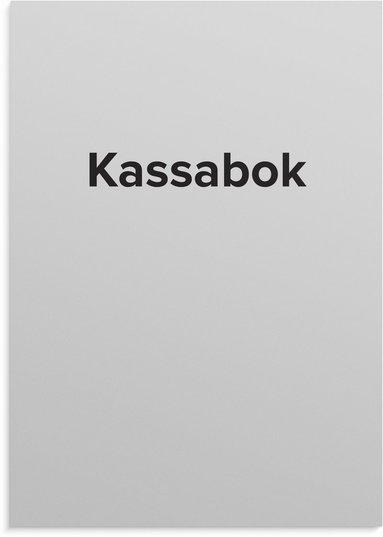 Kassabok A6 Privat 1