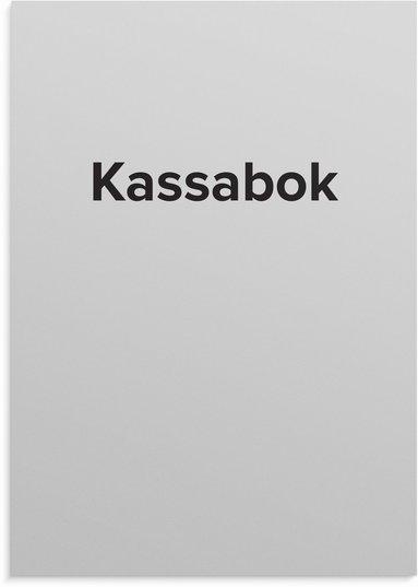 Kassabok A5 Privat 1