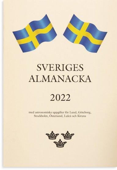 Kalender 2022 Sveriges Almanacka