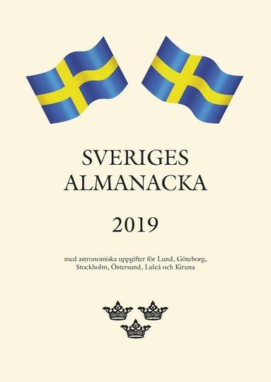 Kalender 2019 Sveriges Almanacka 1
