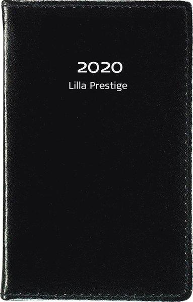 Kalender 2020 Lilla Prestige konstläder svart 1