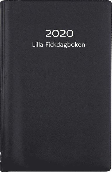 Kalender 2020 Lilla Fickdagboken plast svart 1