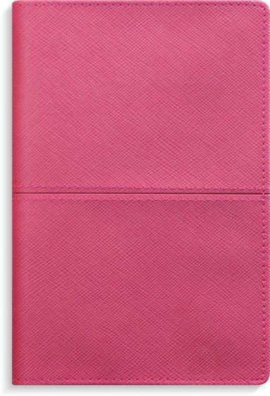 Kalender 2022 Leader Alpha konstläder rosa
