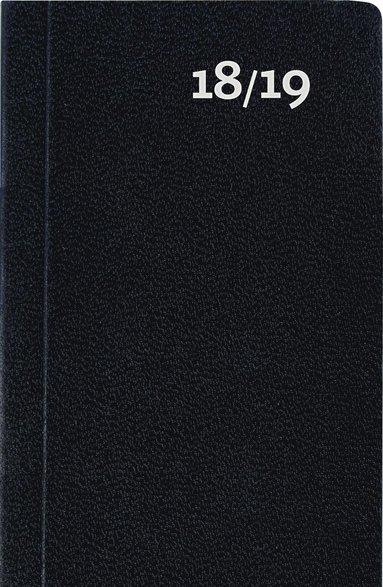 Kalender 18-19 Lilla Studieåret Basic svart kartong