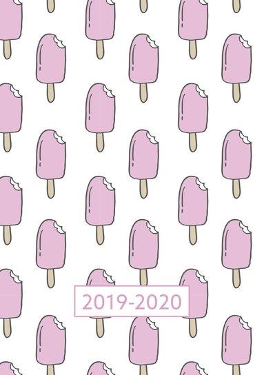 Kalender 2019-2020 Lilla Studieåret Fashion Line glassar 1