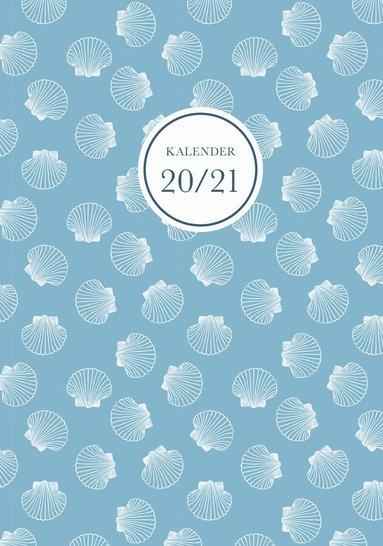 Kalender 2020-2021 Lilla Studieåret Fashion Line prickar 1