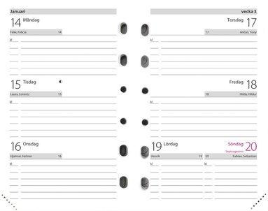 Kalendersats 2020 Compact