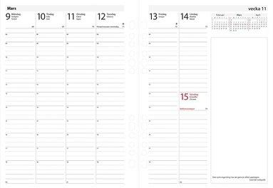 Kalendersats 2020 Business