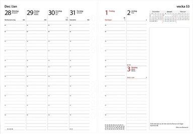 Kalendersats 2021 Business