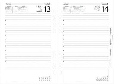 Kalendersats 2021 Business Dagbok