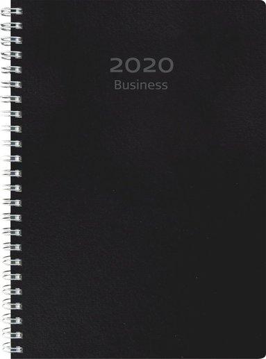 Kalender 2020 Business Eco Line kartong svart 1