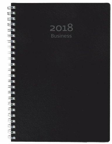 Kalender 2018 Business Eco Line kartong svart 1