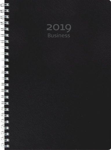Kalender 2019 Business Eco Line kartong svart 1